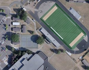construction mapping - turf field map
